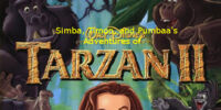 Simba, Timon, and Pumbaa's Adventures of Tarzan II