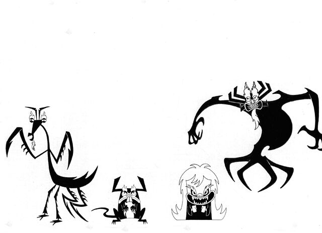 File:The Many Forms Of Aku IV by Nes44Nes.jpg