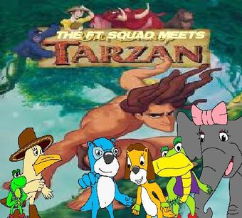 The FT Squad Meets Tarzan