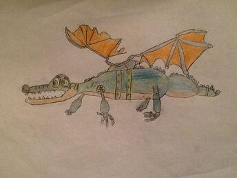 Brian the Crocodile