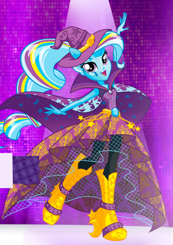 File:Trixie's half-pony form.png