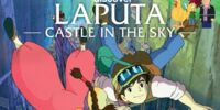 Brian and the Eeveelution Family discover Laputa: Castle in the Sky
