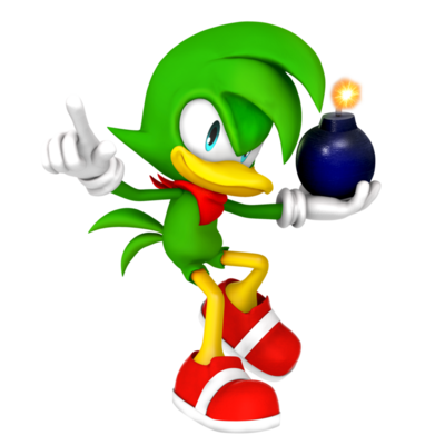 Bean the dynamite dux 2016 render by nibroc rock-dagyull