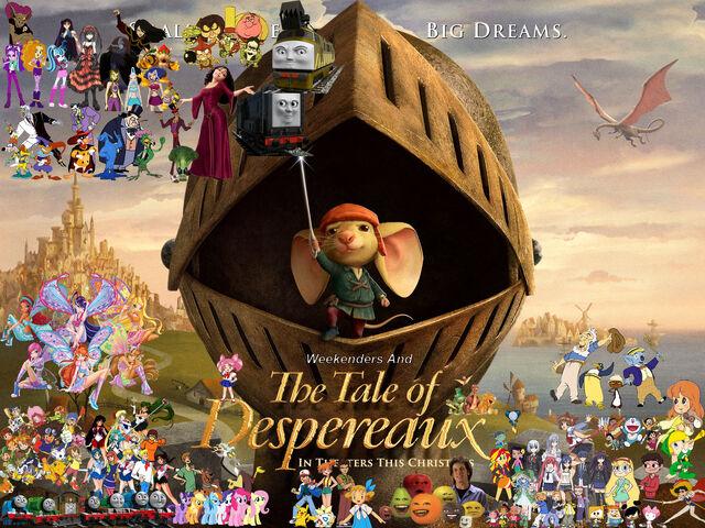File:Weekenders and The Tale of Despereaux-2.jpg
