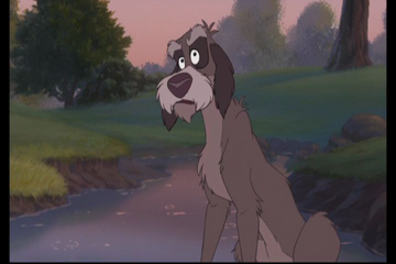 Sparky (Lady and the Tramp)
