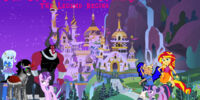 The Chronicles of Canterlot: The Legend Begins