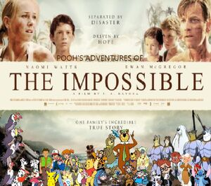 Pooh's Adventures of The Impossible poster