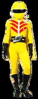 Yellow Masked Ranger (Female)