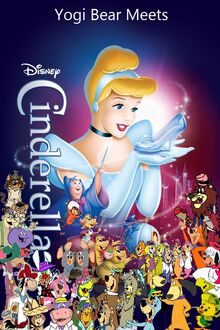 Yogi Bear Meets Cinderellia poster