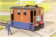 RWS Toby form II