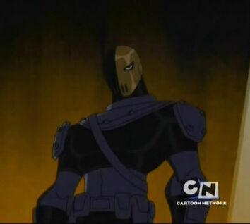 Slade (Teen Titans)