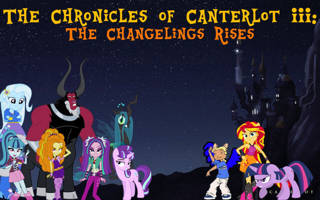 File:The Chronicles of Canterlot III- The Changelings Rises.jpg