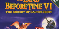 Weekenders Adventures of The Land Before Time VI: The Secret of Saurus Rock