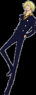 Sanji (After Timeskip)