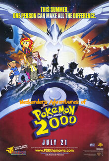 Weekenders Adventures of Pokémon- The Movie 2000