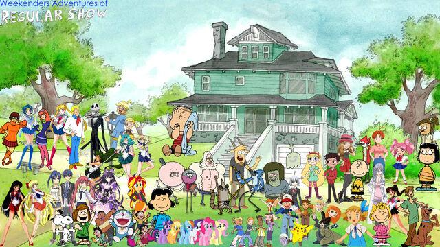 File:Weekenders Adventures of Regular Show (Season 4).jpg
