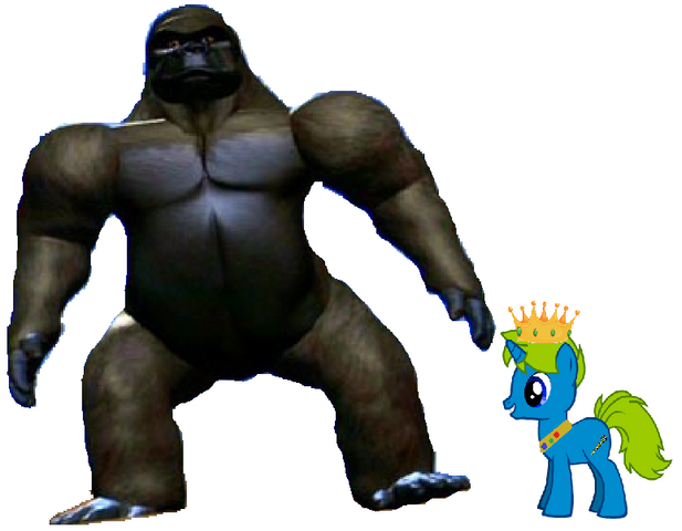 File:Prince Edmond and Optimus Primal.png