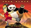 Kyle's Adventures in Kung Fu Panda