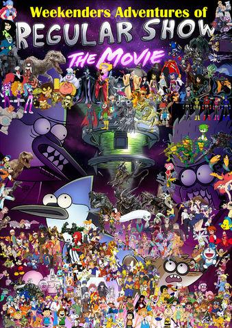 File:Weekender's Adventure of Regular Show- The Movie.jpeg