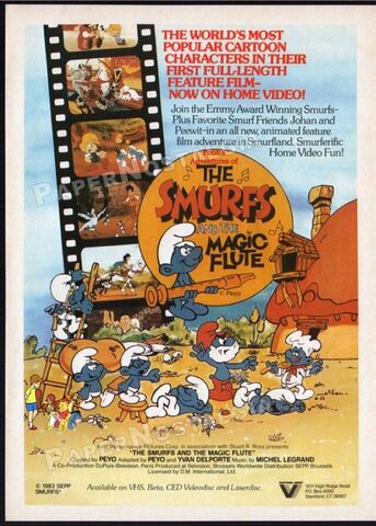 File:Pooh's Adventures of The Smurfs and the Magic Flute.jpg