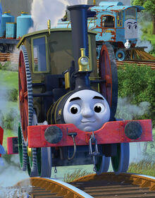 Theo (Thomas and Friends)