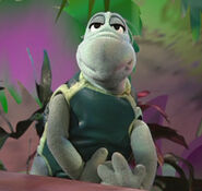 Yertle the Turtle (The Wubbulous World of Dr. Seuss)
