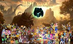 Dinolantis Poster