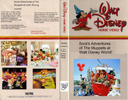 Sora's Adventures of The Muppets at Walt Disney World