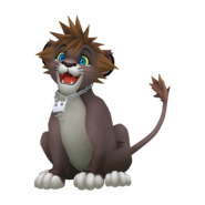 Lion Form CG
