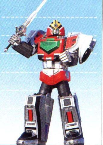 File:Time Force Megazord (Mode Red).jpeg