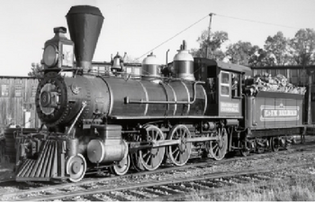Sierra Locomotive no. 3
