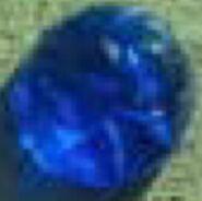 Blue Dino Gem