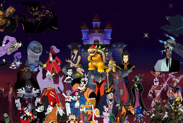 File:Pooh's Adventures Armada - Villains poster version 2.jpg