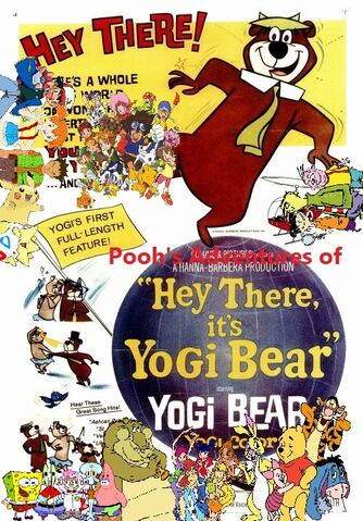 File:Pooh's Adventures of Hey There it's Yogi Bear Poster (Version 2).jpg