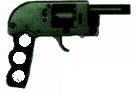 Commando Revolver Ghostex