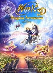 Winx Club 3D- Magical Adventure