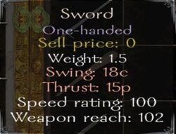 Swordinfo