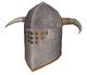 Rhulg horned helmet mesh