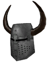 Great horned helm 1