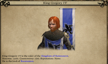 King Gregory
