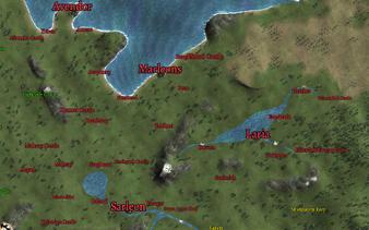 Kingdom of Sarleon