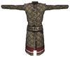 Brown Padded Surcoat