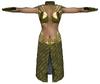 High Priestess Snake Armor