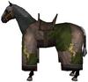 War horse green