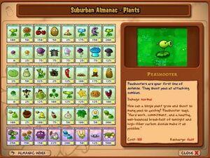 Almanacplants