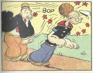 Wimpy vs Popeye