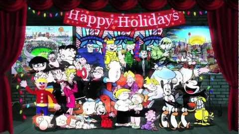 """King Features Holiday Greeting """"Audition Reel"""", 2012"""