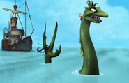 The Sea Hag's Sea Serpent