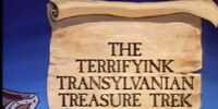 The Terrifyink Transylvanian Treasure Trek