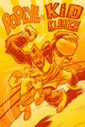 Popeye vs. Kid Klutch by BeastPop